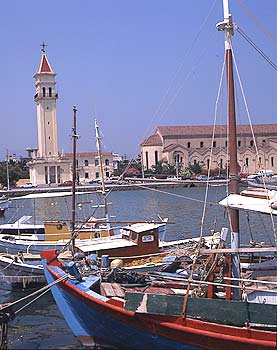 Harbour - Zakynthos Town - Harbour