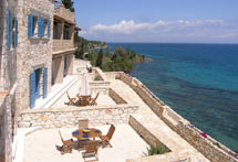 SEA CASTLE  Luxury Suites IN  VASSILIKOS