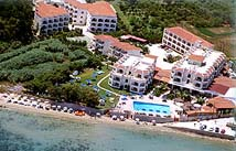 CARAVEL HOTEL ZANTE IN  TSILIVI
