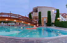 LOUROS BEACH HOTEL  HOTELS IN  KALAMAKI