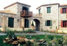 PORTA DEL MAR (Traditional Stone Villas)  HOTELS IN  PSAROU
