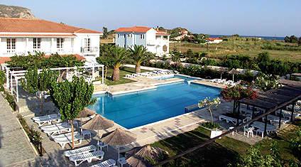 SIROCCO HOTEL IN  KALAMAKI