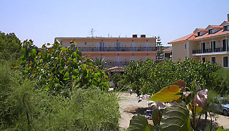 ANETIS HOTEL IN  TSILIVI