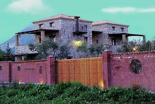AGIOS SOSTIS Photo of the Villas CLICK TO ENLARGE