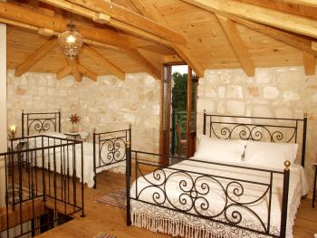 AGIOS SOSTIS Image of the Bedroom CLICK TO ENLARGE