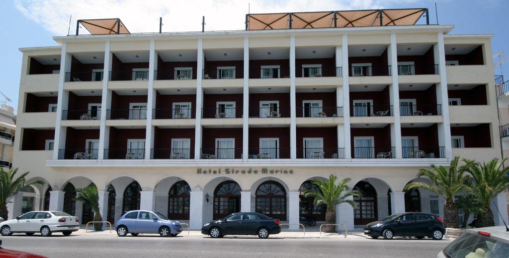 STRADA MARINA HOTEL IN  K.Lobardoy 14 Zakynthos Town Ionian Island