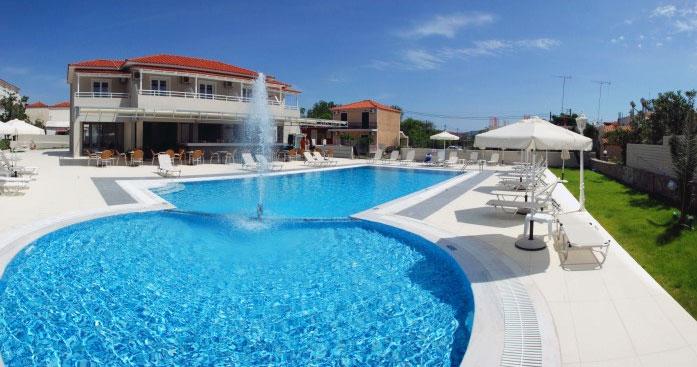 ESPERIA HOTEL 3***  HOTELS IN  LAGANAS