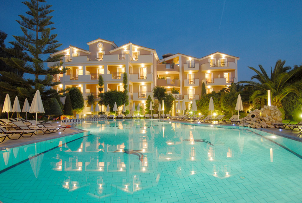 CONTESSINA HOTEL  HOTELS IN  Tsilivi ZANTE IONIAN ISLANDS