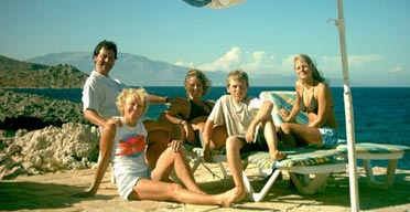 Jilly Goolden takes up the challenge of finding a holiday that suits her entire family - and succeeds in Zakynthos. We're not dysfunctional as a family, but we're certainly disparate. It would be difficult to find five people with more widely divergent interests, such contrasting person...